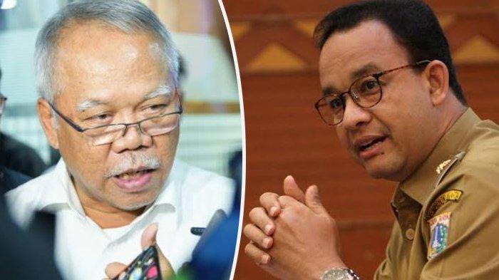 Balas Pendapat Menteri PUPR, Anies Baswedan Sebut Harus Ada Pengendalian Air dari Bogor