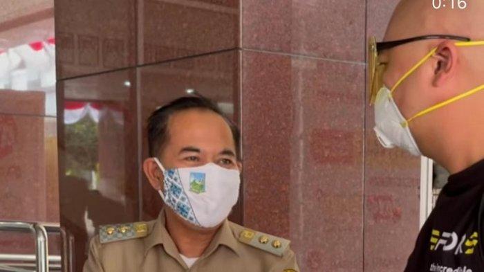 Basuki Surodjo Bantu PKL Terdampak Pandemi di Jakarta