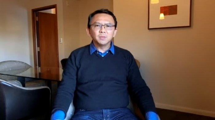 DKI Jakarta Ulang Tahun, Ahok Sampaikan Harapan dan Sebut Soal Akal Sehat