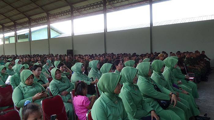 Batalyon Arhanudse 15 Semarang Libatkan Istri Cegah Prajurit Terlibat Narkoba - batalyon-15-arhanudse-semarang_20160322_124452.jpg