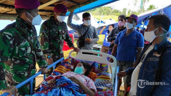 Gempa Sulbar, Kemensos Sediakan Tenda Khusus untuk Lansia Hingga Ibu Hamil
