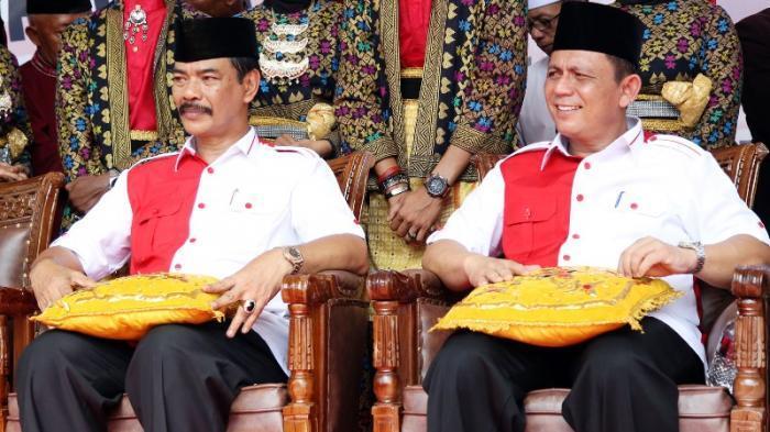 Hasil Pilgub Kepri Data Real Count KPU Jumat Sore, Perolehan Suara Ansar-Marlin Naik