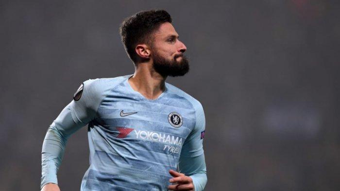 Sulit Menembus Skuat Utama Chelsea, Olivier Giroud Buka Peluang Kembali ke Lyon