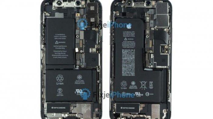 Bongkar Komponen Ternyata Harga Asli Iphone Xs Max Lebih Murah Tiga Kali Lipat Dari Harga Jual Tribunnews Com Mobile
