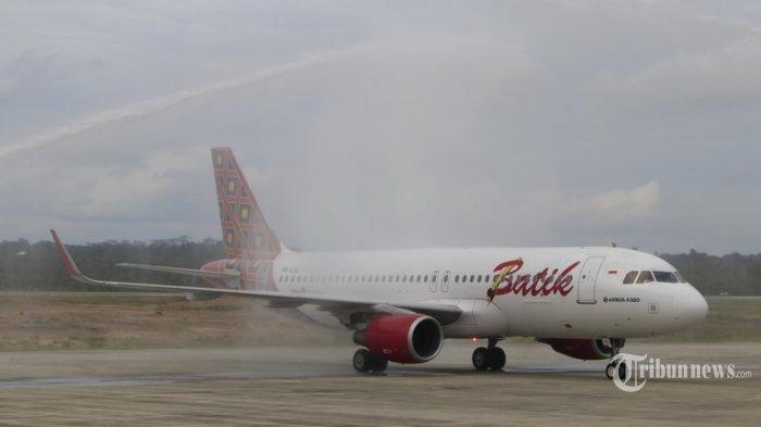 Alami Masalah Teknis, Pesawat yang Ditumpangi Kepala BNPB Mendarat Darurat