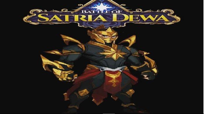 Game MOBA Terbaru, Battle of Satria Dewa Mulai Curi Perhatian, Bisa Diunduh di Playstore