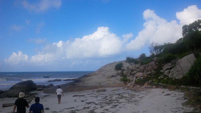 Batu Beriga: Surga Tersembunyi di Ujung Timur Pulau Bangka
