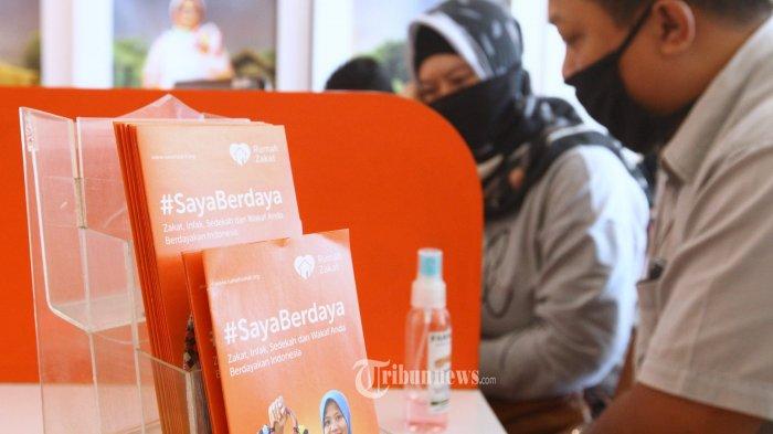 Hukum Bayar Zakat Fitrah Online & Kapan Waktu yang Tepat Untuk Membayarkanya