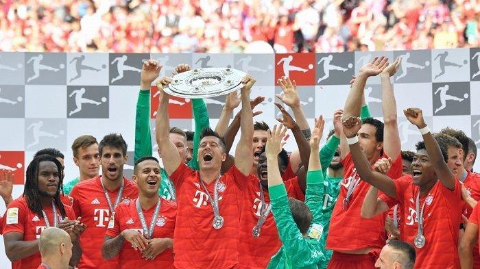 Prediksi Skor Bayern Munchen vs Schalke 04, Langkah Pertama Die Roten Pertahankan Hegemoni