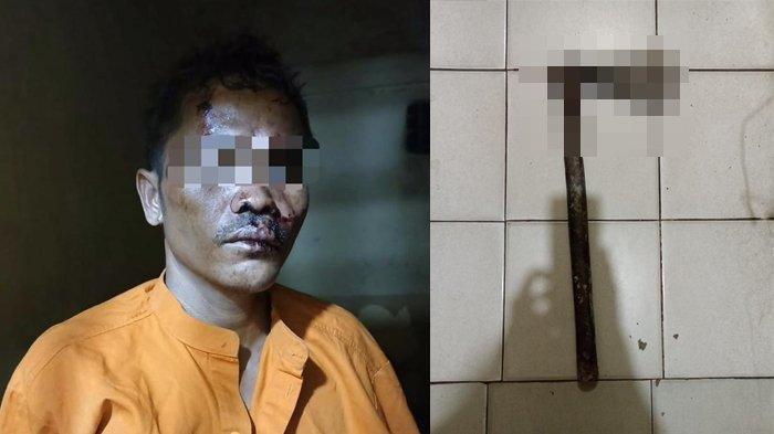 Detik-detik Pria di Riau Tega Bunuh Bayi Tetangga Berusia 7 Bulan, Dipicu Persoalan Air Minum