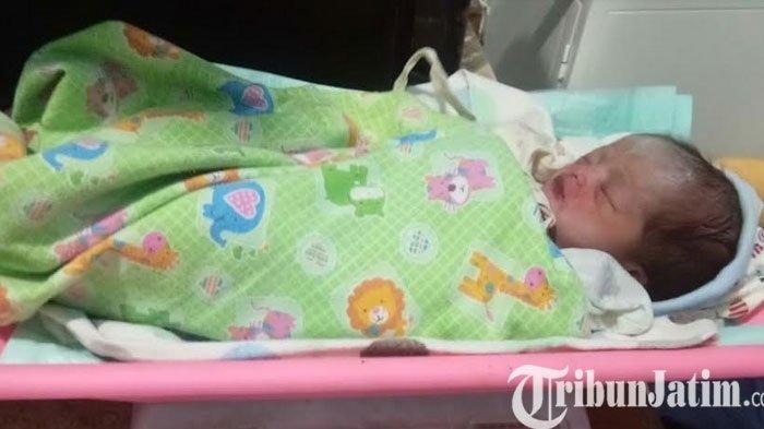 Bayi Perempuan Ditemukan di Madura, Tali Pusar Dipotong Menggunakan Benda Tumpul