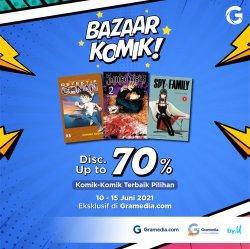 Bazaar Komik nih