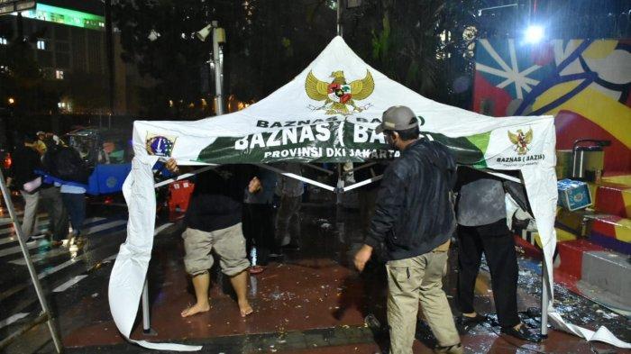 Baznas DKI Buka Posko Banjir di Sejumlah Titik di Jakarta
