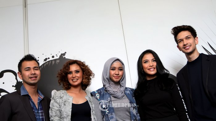 Kisah Lahirnya Grup Vokal BBB, Melly Goeslow: Raffi Ahmad Telat dan Suaranya Kayak Gergaji