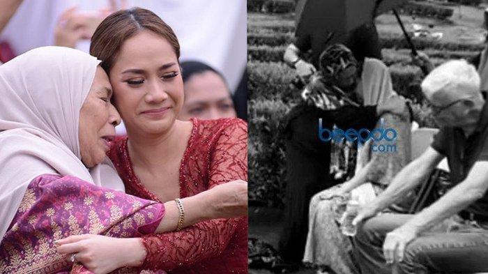 BCL Terlihat Sembab saat Tahlilan Bersama Keluarga di Momen 40 Hari Berpulangnya Ashraf Sinclair