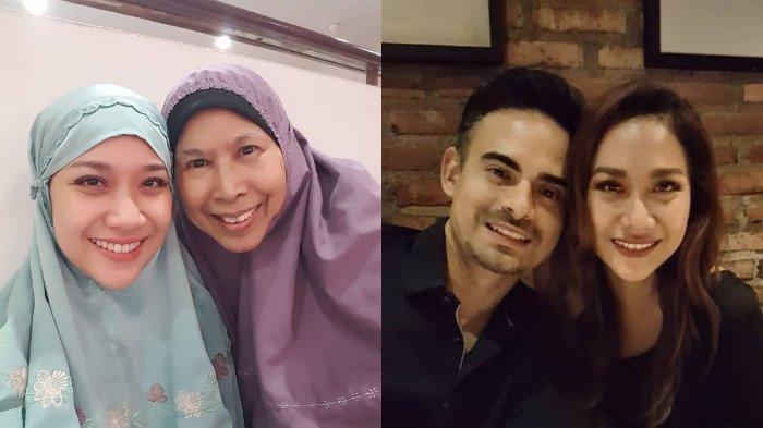 Menantunya Jadi Pendiam Sejak Ditinggal Suami,Ibunda Ashraf Berlinang Air Mata Saat Lihat BCL Begini