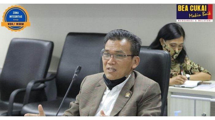 Sambangi Kanwil Bea Cukai Jateng DIY, Anggota Komisi XI DPR RI Update Isu Terkini Bea Cukai