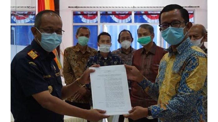 Bea Cukai Aceh Resmikan Kawasan Berikat Pertama di Lhokseumawe