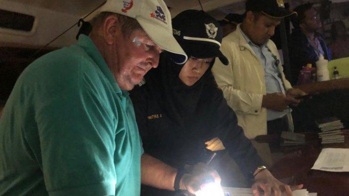Bea Cukai Ambon Layani dan Awasi Acara Spice Island Darwin Ambon Yacht Race