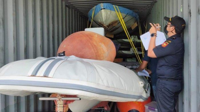 Bea Cukai Batam Fasilitasi Kontingen Kepri pada PON XX Papua