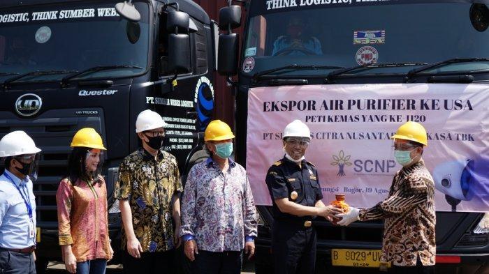 Pandemi Tak Halangi Bea Cukai Bogor Dorong Perusahaan Kawasan Berikat Ekspor Produk Dalam Negeri