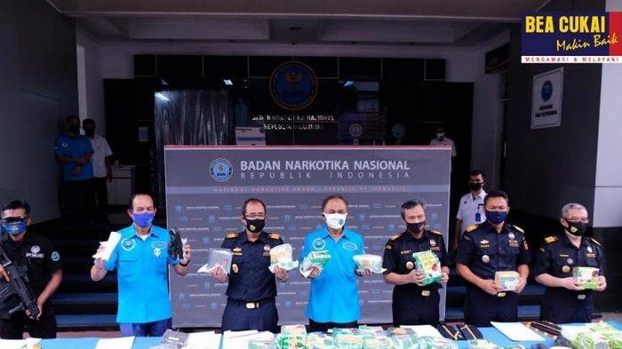 Bea Cukai dan BNN Bongkar Upaya Penyelundupan 16,7 Kilogram Sabu di Aceh