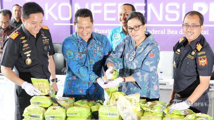 Sri Mulyani Sebut Indonesia Jadi Pasar Utama Bisnis Narkoba