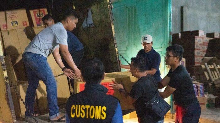 Bea Cukai di Berbagai Daerah Makin Ketat Awasi Rokok Ilegal