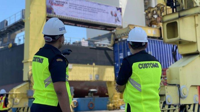 Bea Cukai Dukung Penuh Merdeka Ekspor Serentak di 17 Pelabuhan