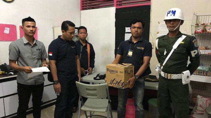 Bea Cukai Entikong Sita 200 Ribu Batang Rokok Ilegal