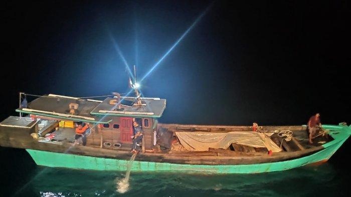 Bea Cukai Kepri Gagalkan Penyelundupan Ekspor Pasir Timah Lebih Dari 10 Ton