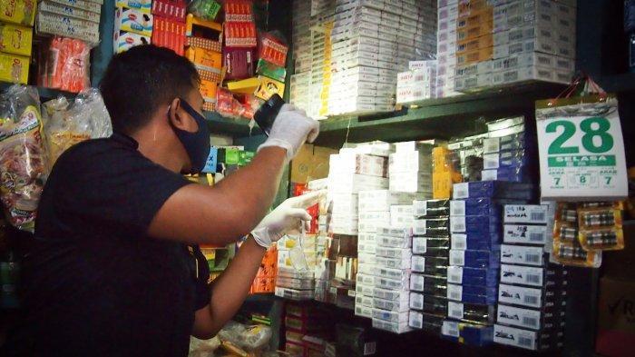Bea Cukai Kembali Amankan Jutaan Batang Rokok Ilegal