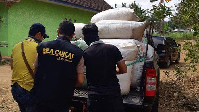 Rokok Ilegal di Gondanglegi Masih Jadi Target Utama Bea Cukai Malang