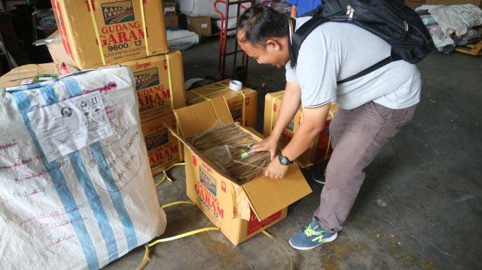 Dalam Sehari, Bea Cukai Malang Berhasil Amankan Rokok Ilegal dan Miras
