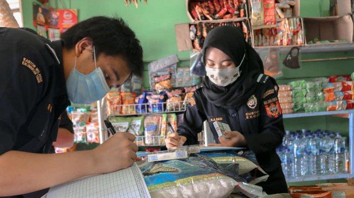 Masih Di Tengah Pandemi Covid-19, Bea Cukai Pantau Kestabilan Harga Rokok di Pasar