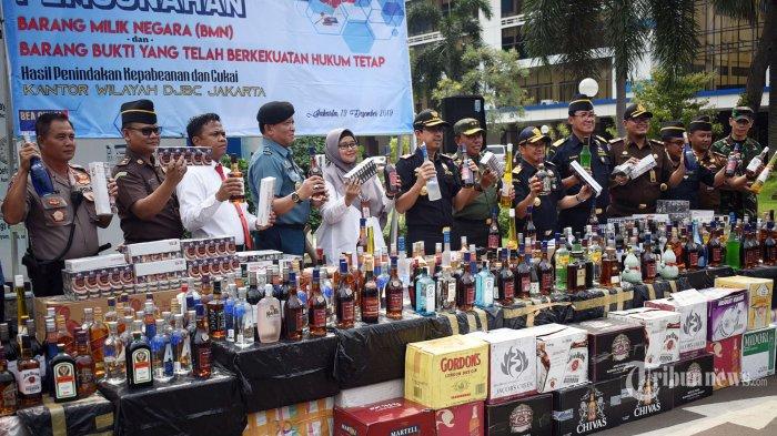 Definisi Minuman Beralkohol dalam RUU Larangan Minuman Beralkohol -  Tribunnews.com Mobile
