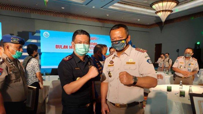 Gagalkan Ekspor Benih Lobster, Bea Cukai Palembang Raih Penghargaan