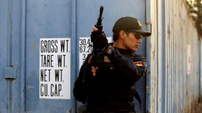 Delapan Kasus Penyelundupan Narkotika Berhasil Digagalkan Petugas Bea Cukai di Tiga Daerah
