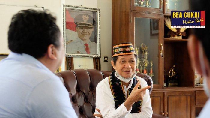 Bea Cukai Adakan Dialog Pengembangan Pariwisata dan Ekonomi dengan Bupati Manggarai