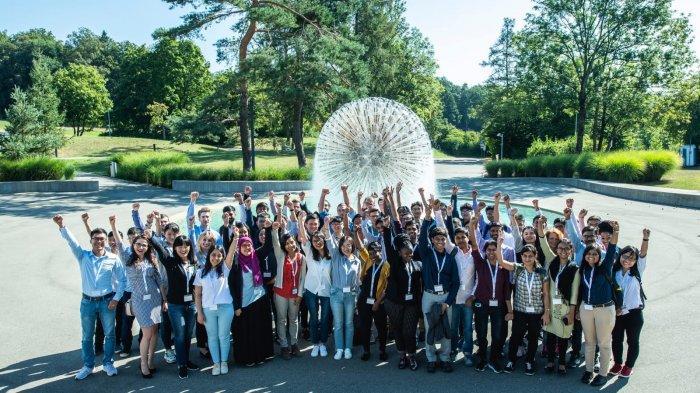 Mahasiswa STEI ITB Sabet Beasiswa ABB Jürgen Dorman Foundation 2021