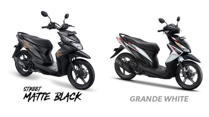 Harga Motor Honda Terbaru Bulan Januari 2020, Honda BeAT hingga ADV 150