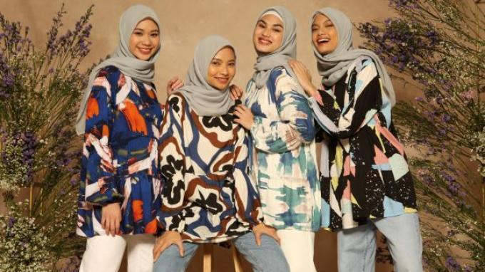 Ibu Menyusui Tampil Stylish dan Modis dalam Balutan Busana Muslim