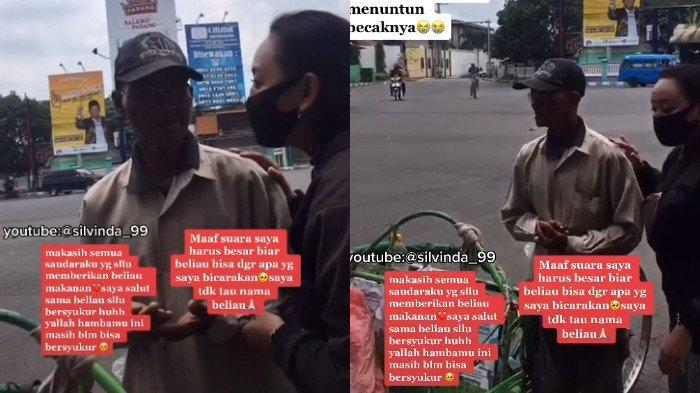 VIRAL Kisah Kakek Penarik Becak di Pasuruan yang Sering Ditolak Penumpang karena Punya Keterbatasan