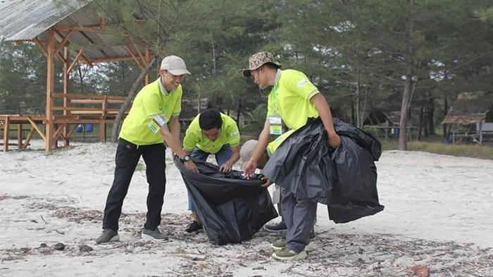 Komunitas BECAK Babel, Para Pahlawan Muda yang Gemar Edukasi Pengelolaan Sampah
