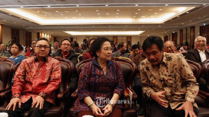Ketua MPR Panggil Megawati dengan Sebutan 'Yang Mulia'