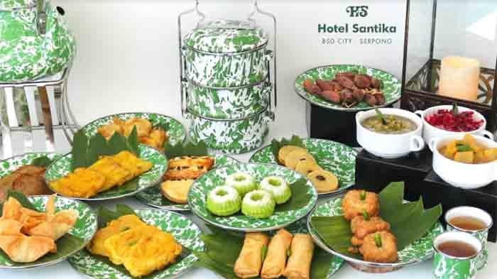 Mau Bukber Nyaman? Paket Bedug Ramadan di Hotel Santika BSD Teraskota Bisa Pilih Menu Sepuasnya