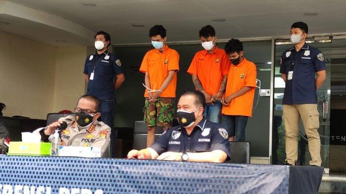 Penampakan Komplotan Begal di Bekasi yang Diringkus Polisi Setelah Bunuh Pemilik Warung Kopi - Halaman 2 - Tribunnews.com Mobile