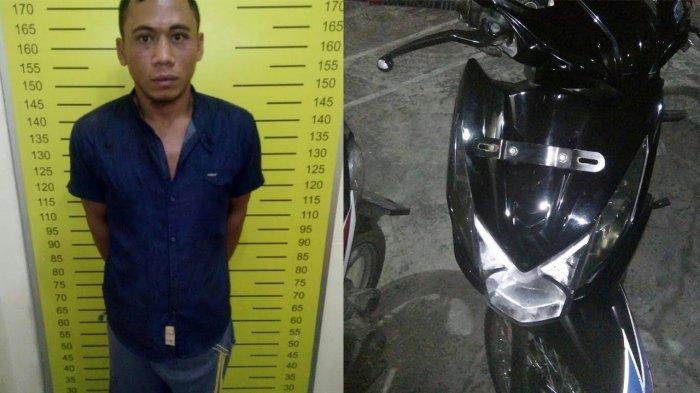 Mengaku Polisi dan Peras Rp700 Ribu dari Warga, Penyamaran Pria Ini Terbongkar usai Diteriaki Begal