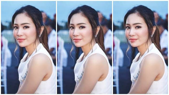 Lama Tak Muncul, Aktris Cantik Bunga Zainal Bawa Kabar Duka