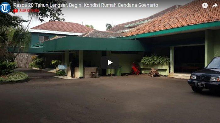 Dulu Jadi Kebanggan, Kondisi Rumah Cendana Setelah Soeharto Meninggal, Sepi dan Terbengkelai